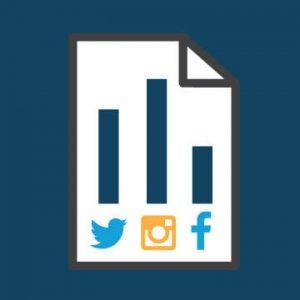 Social Media Scorecard